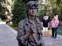 В Казахстане открыли памятник Цою