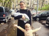 Вера Полозкова во второй раз стала мамой