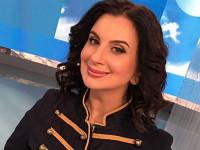 Екатерина Стриженова попала в аварию