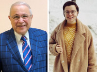 Евгений Петросян вышел в свет с молодой любовницей