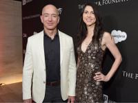 Богатейший бизнесмен мира Джефф Безос разводится с женой