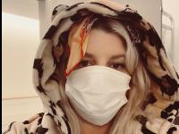 Беременная Джессика Симпсон госпитализирована