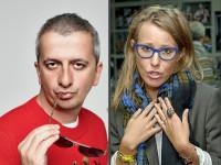 Режиссер Богомолов снял Ксению Собчак (ВИДЕО)