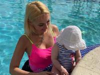 Лера Кудрявцева впервые показала лицо дочки (ФОТО)