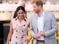 Принц Гарри и Меган Маркл стали родителями