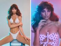 Эмили Ратаковски снялась в рекламе собственной серии купальников. Вы обязаны это увидеть
