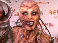 Хайди Клум в очередной раз шокировала всех на Хэллоуин (ФОТО и ВИДЕО)