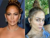 Звездные красавицы, не стесняющиеся показывать себя без макияжа