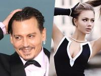 Джонни Депп влюбился в 20-летнюю россиянку (ФОТО)