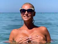 Анастасия Волочкова назвала себя пенсионеркой со стажем