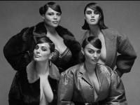 Vogue раздел самых популярных моделей больших размеров (ФОТО)