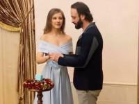 47-летний Илья Авербух и 25-летняя Лиза Арзамасова стали мужем и женой (ВИДЕО)