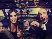 Незабываемые ощущения от полета на авиасимуляторе «Боинг 737»