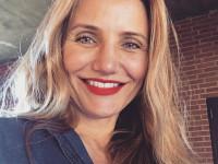 Кэмерон Диас в 47 лет впервые стала мамой