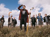 Группа «Ногу Свело!» написала гимн свободе