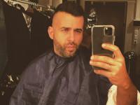 Иван Ургант подстригся и стал похож на солиста Rammstein