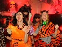 Первобытная вечеринка от телеканала 2х2 прошла в «Октябре»