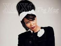 Шанель Иман в ноябрьском выпуске XOXO (7 ФОТО)