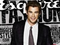 Крис Хемсворт стал героем Esquire в сентябре (4 ФОТО)