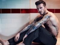 Дэвид Бекхэм в рекламе нижнего белья от H&M (6 ФОТО)