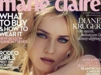 Диана Крюгер стала героиней британского Marie Claire (6 ФОТО)
