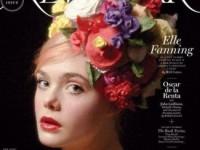 Эль Фаннинг в сладкой фотосессии для New York Magazine (16 ФОТО)