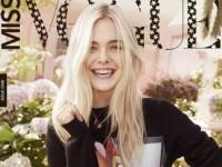 Эль Фаннинг на страницах Miss Vogue (18 ФОТО)