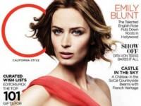 Эмили Блант в декабрьском C Magazine (7 ФОТО)