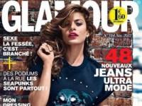 Ева Мендес на страницах французского Glamour (4 ФОТО)