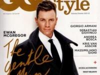 Эван Макгрегор в итальянском GQ Style (8 ФОТО)