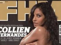 Журнал FHM признал Коллин Фернандес самой сексуальной женщиной в мире