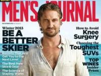 Джерард Батлер стал героем Men's Journal (4 ФОТО)