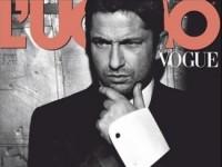 Джерард Батлер в январском L'Uomo Vogue (9 ФОТО)