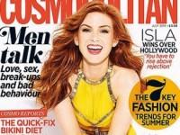 Айла Фишер на обложке британского Cosmopolitan (4 ФОТО)