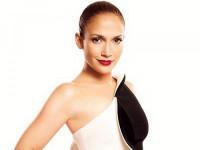 Звезда, посвященная Дженнифер Лопес, стала юбилейной на Аллее славы