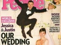 Свадебные фотографии Тимберлейка и Биль (11 ФОТО)