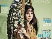 Лана Дель Рэй на страницах Madame Figaro (7 ФОТО)
