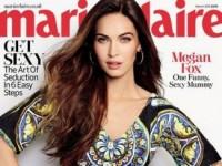 Меган Фокс на страницах британского выпуска Marie Claire (8 ФОТО)