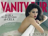 Моника Беллуччи в испанской версии Vanity Fair (8 ФОТО)