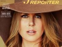 Николь Кидман в январском The Hollywood Reporter (6 ФОТО)