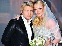 Анастасия Волочкова и Николай Басков сыграли свадьбу на сцене (2 ФОТО)