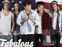 One Direction в образе крутых парней из США (8 ФОТО)