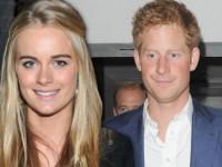 Принц Гарри воссоединился с бывшей возлюбленной