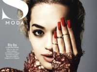 Рита Ора в дерзкой фотосессии для S Moda (11 ФОТО)