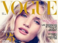Роузи Хантингтон-Уайтли в испанском Vogue (13 ФОТО)