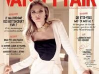 Скарлетт Йоханссон в первом выпуске французского Vanity Fair (8 ФОТО)