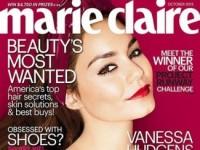 Ванесса Хадженс украсила собой страницы Marie Claire (5 ФОТО)