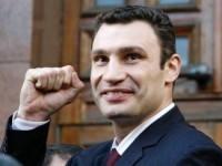 Виталий Кличко покончил со спортом