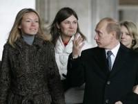 """Британские СМИ опубликовали материал с """"подставной"""" дочерью Владимира Путина"""