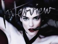 Вайнона Райдер в майском номере Interview (10 ФОТО)